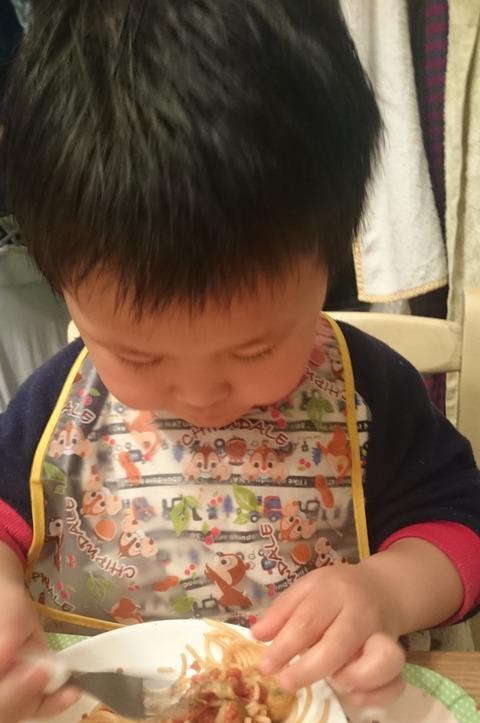 少ないボキャブラリーでママを叱った3歳児