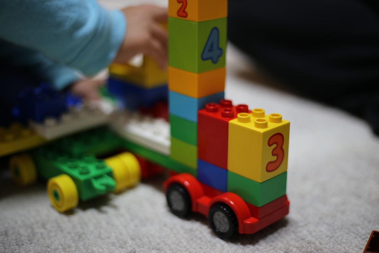 4歳&1歳男児のオモチャ総量 そして最強のオモチャとは