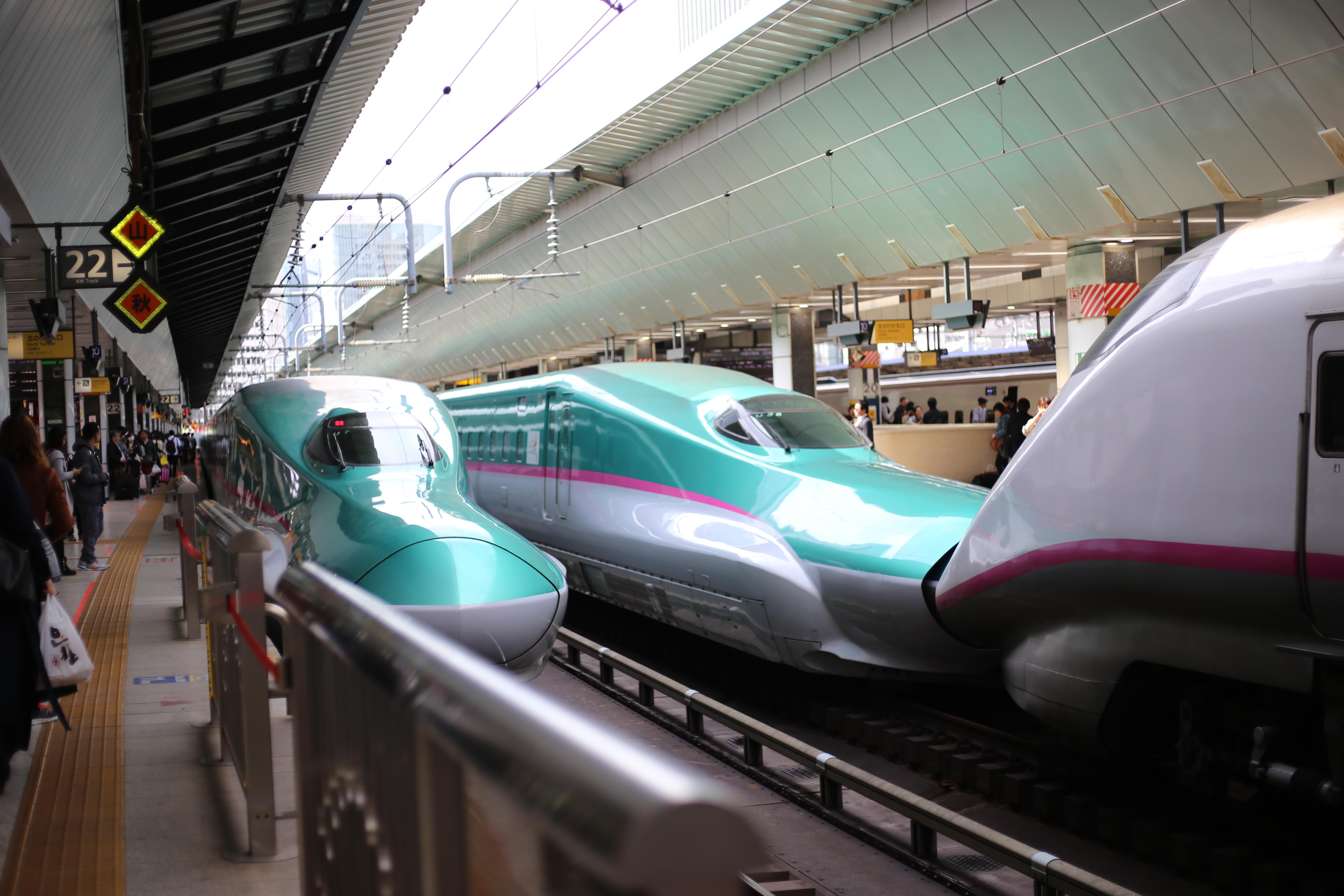 初挑戦 子連れ新幹線 「はやぶさ」どの席を予約すべきか(内部画像あり)