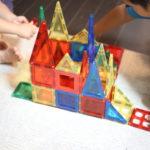 【マグビルド】やっぱりブロック系オモチャは息が長い!4&2歳児に