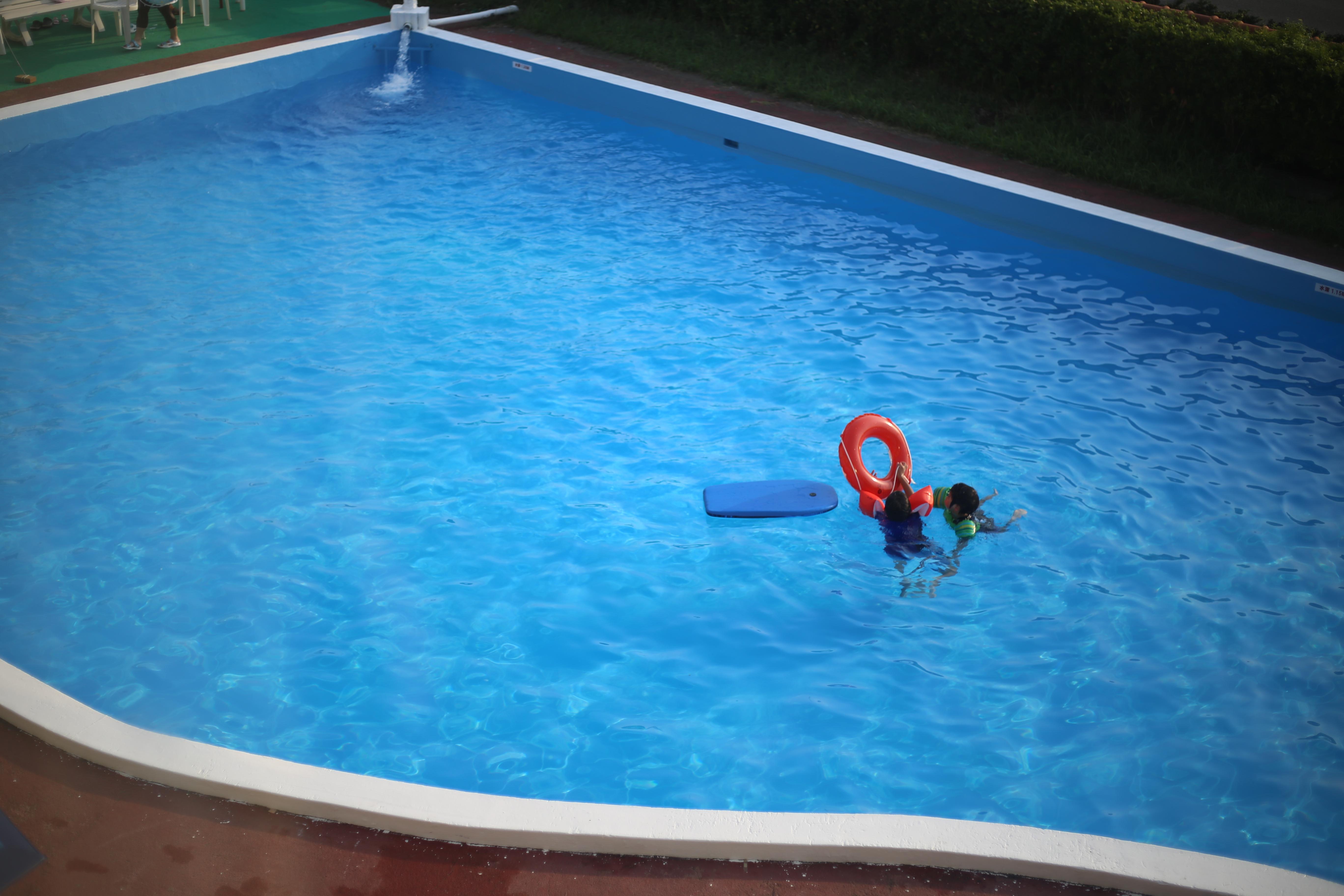 プールに明け暮れた夏 関東近郊プール5か所まとめ!