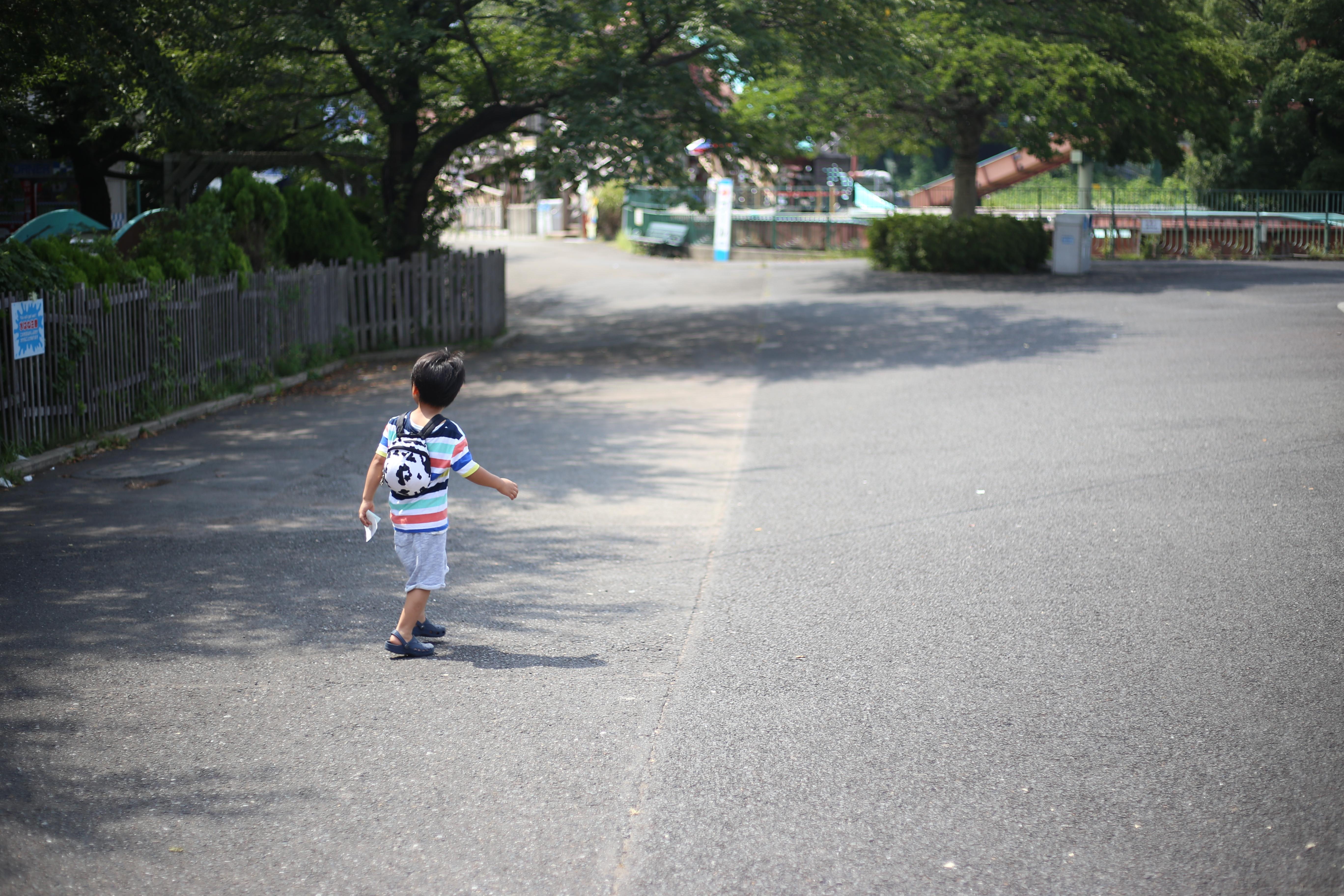 もうすぐ5歳長男の暴力の件