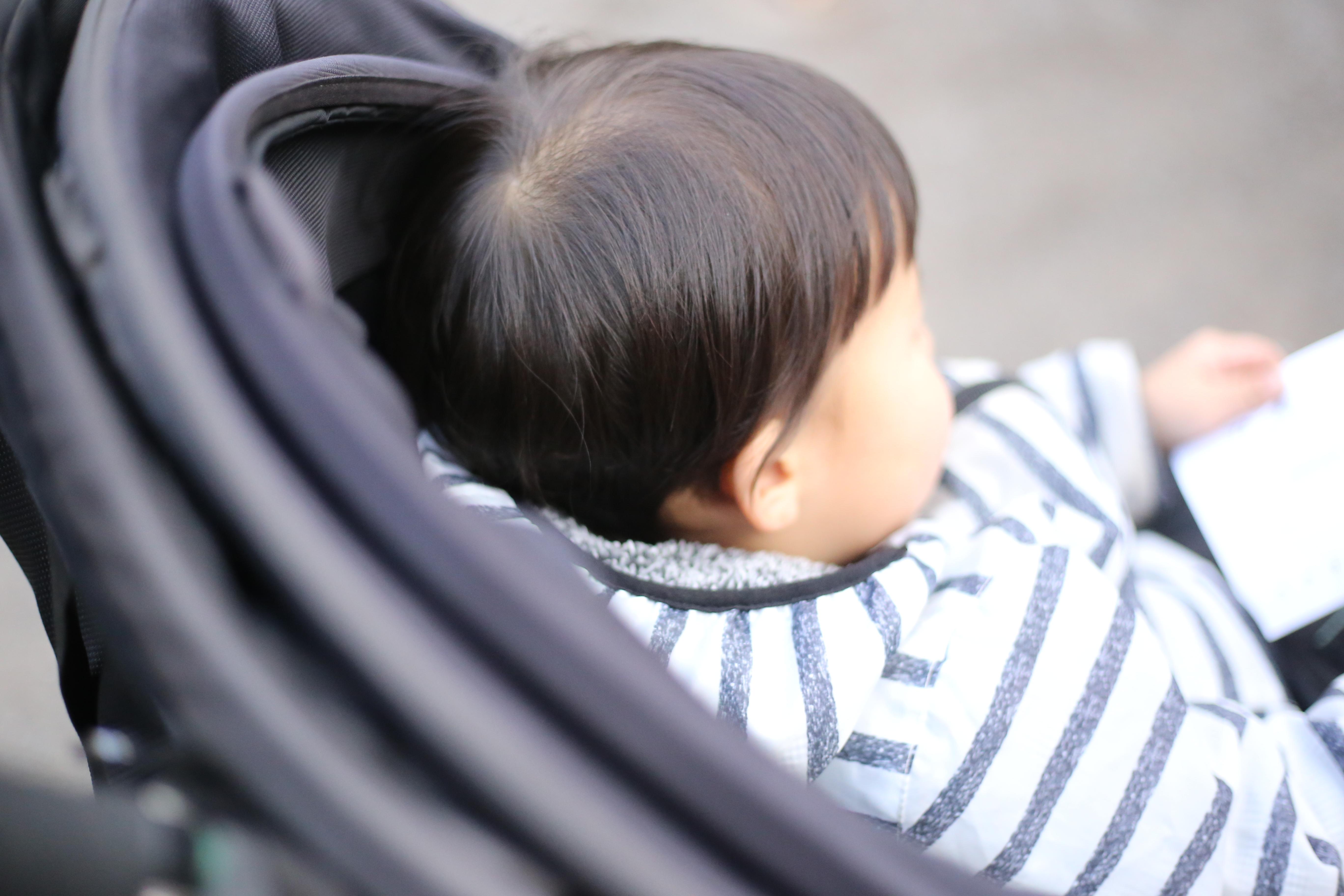 子供の頭突きに関して深く考察する
