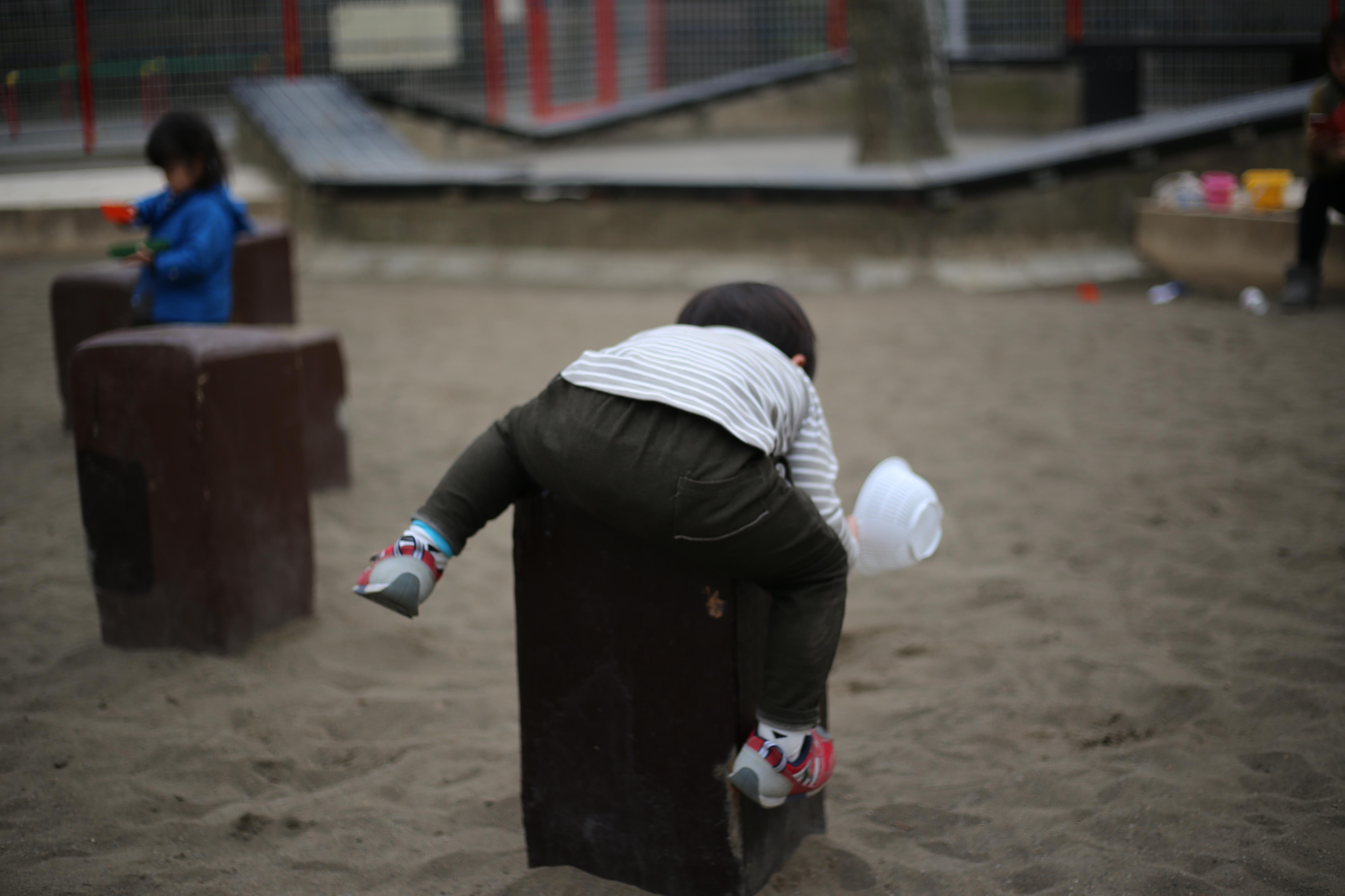 砂場という社会で学ぶこと。嫌なものは嫌だと言って欲しい。