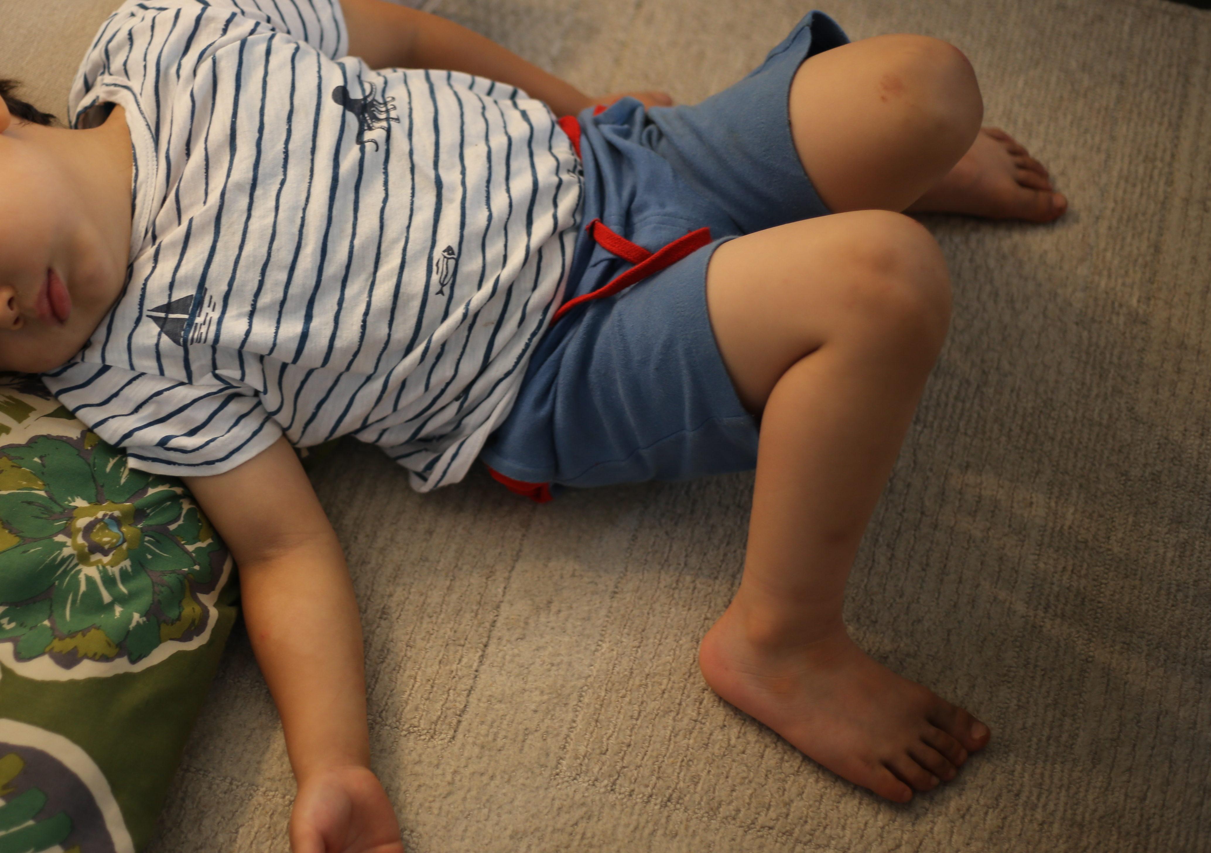 今更ですが、寝かしつけで気をつけていること。5歳&3歳までの道のりと今。