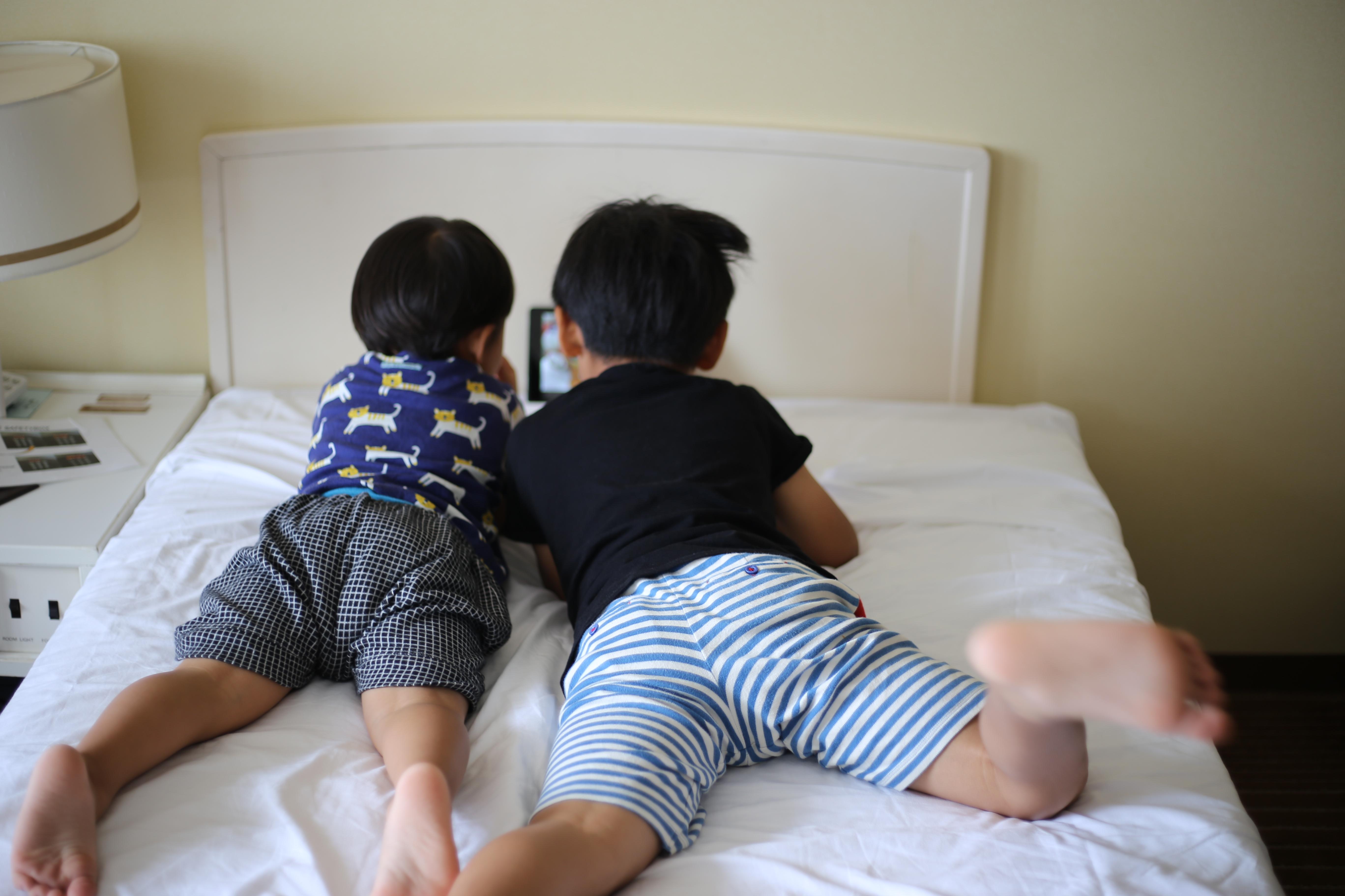 兄弟関係に進展?最近の兄弟ゲンカ事情 6歳&3.5歳