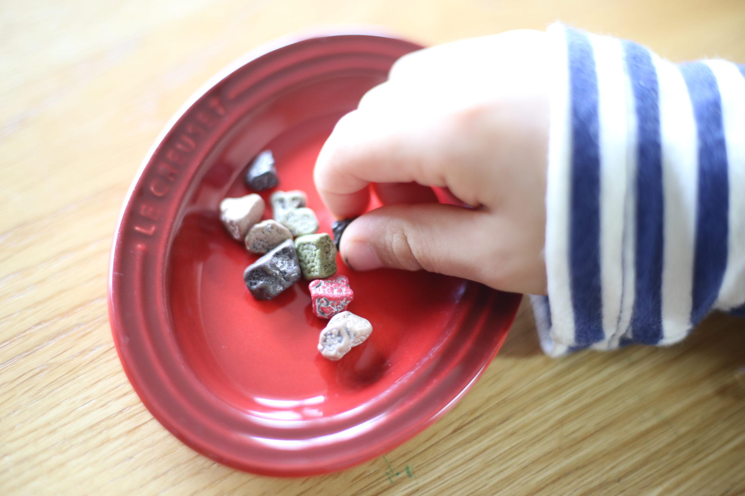 見てみて!息子用バレンタインのチョイスが秀逸じゃありません?