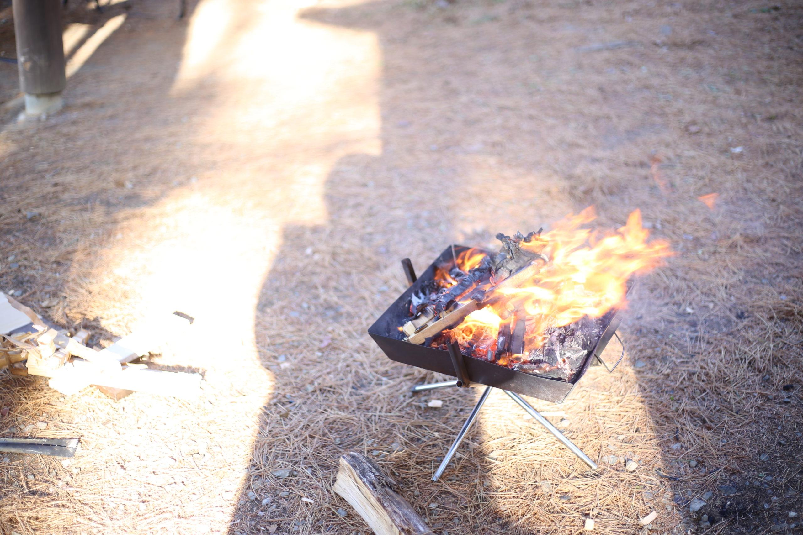 テントでもグランピングでもない子連れキャンプに『ちょうどいい』ところ